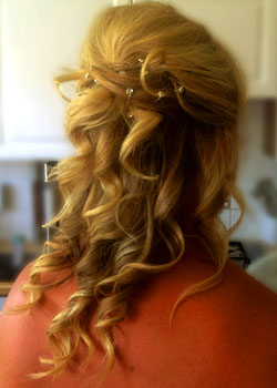 Prom hair Bournemouth