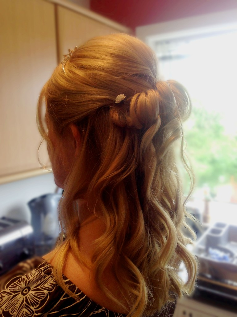 Prom hair Poole