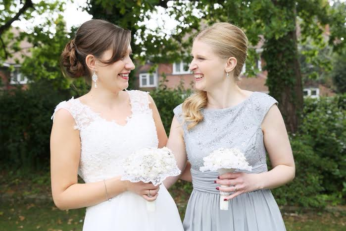 bride-bridesmaid-hair-dorset