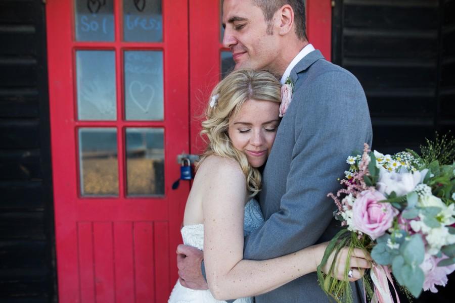 bride in dorset
