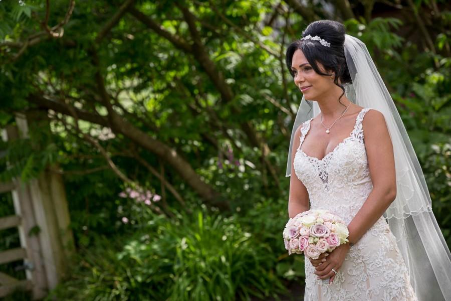 Dorset bride hair