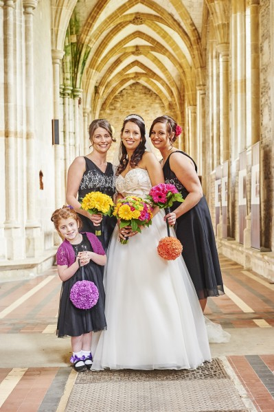Milton abbas wedding in dorset